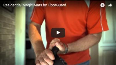 Residential Magic Matten von FloorGuard